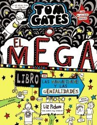 TOM GATES: EL MEGA LIBRO
