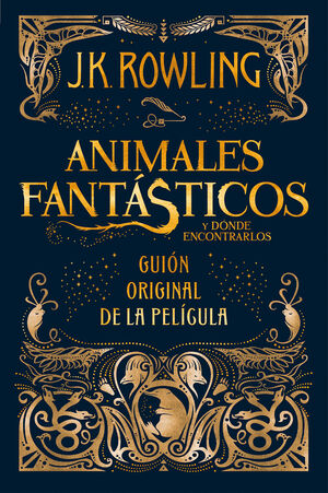 ANIMALES FANTASTICOS(GUION AAFF I) (S)